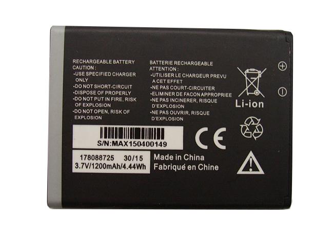 Baterie Telefonu Komórkowy MobiWire 178088725
