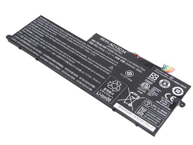 Bateria do Tablet Acer AC13C34