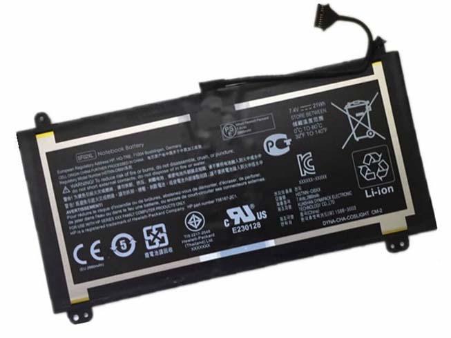 Baterie HP HSTNN-DB6H