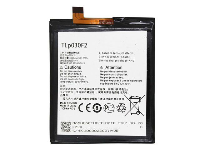 Alcatel TLP030F2