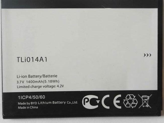 Bateria Telefonu Komórkowy Alcatel TLi014A1