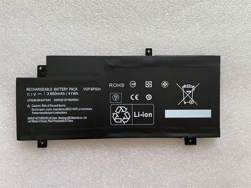 Bateria SONY VGP-BPS34